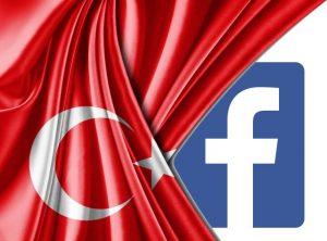 facebook en turquie